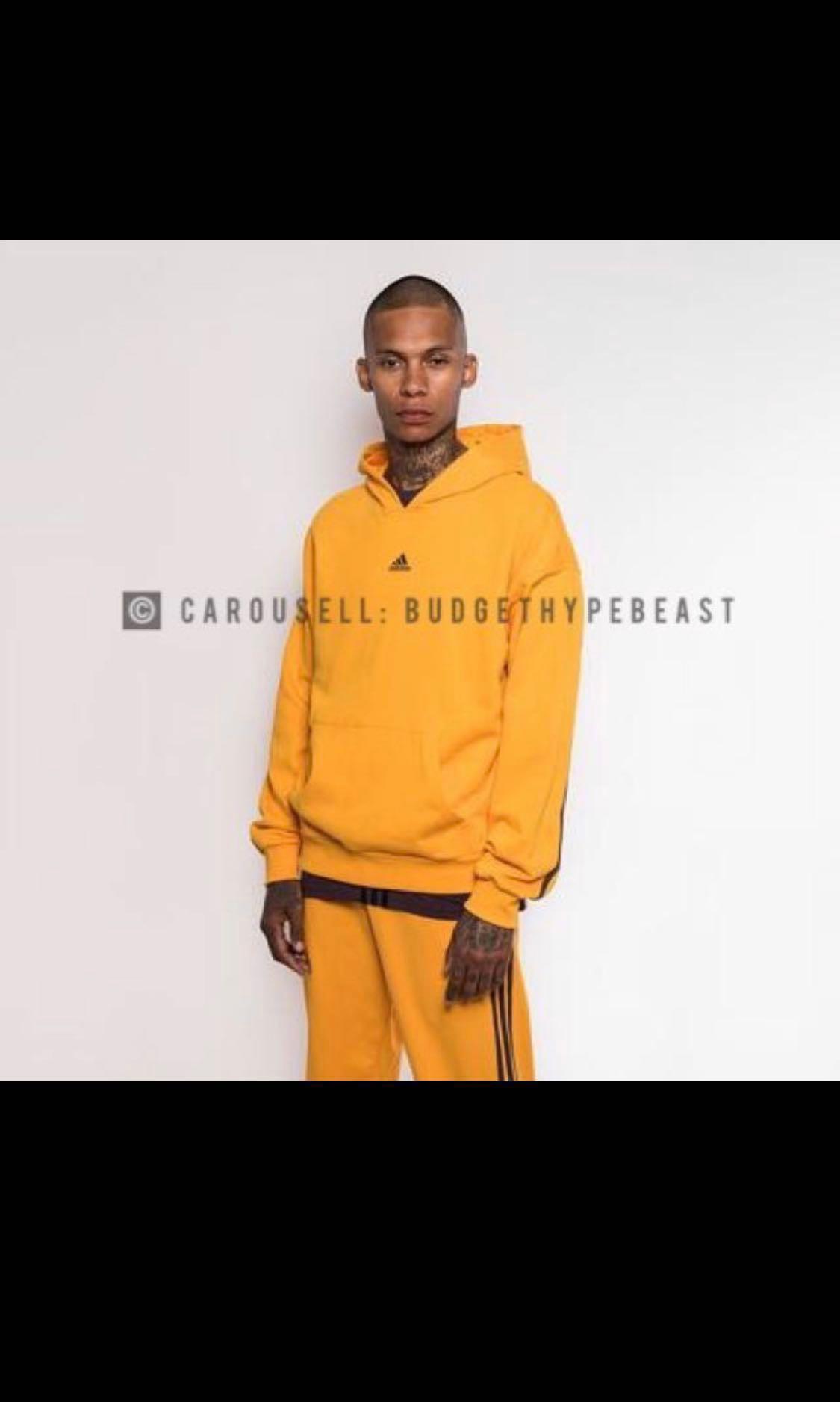 kith x adidas hoodie