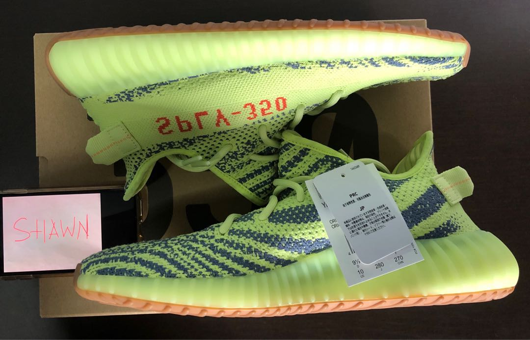 c2528eb80 Local Pair US10/UK9.5 Adidas Yeezy Boost 350 V2