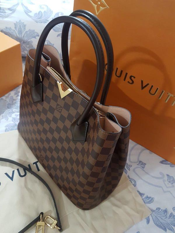 95bea6ccf363 Louis Vuitton Kensington Damier Ebene