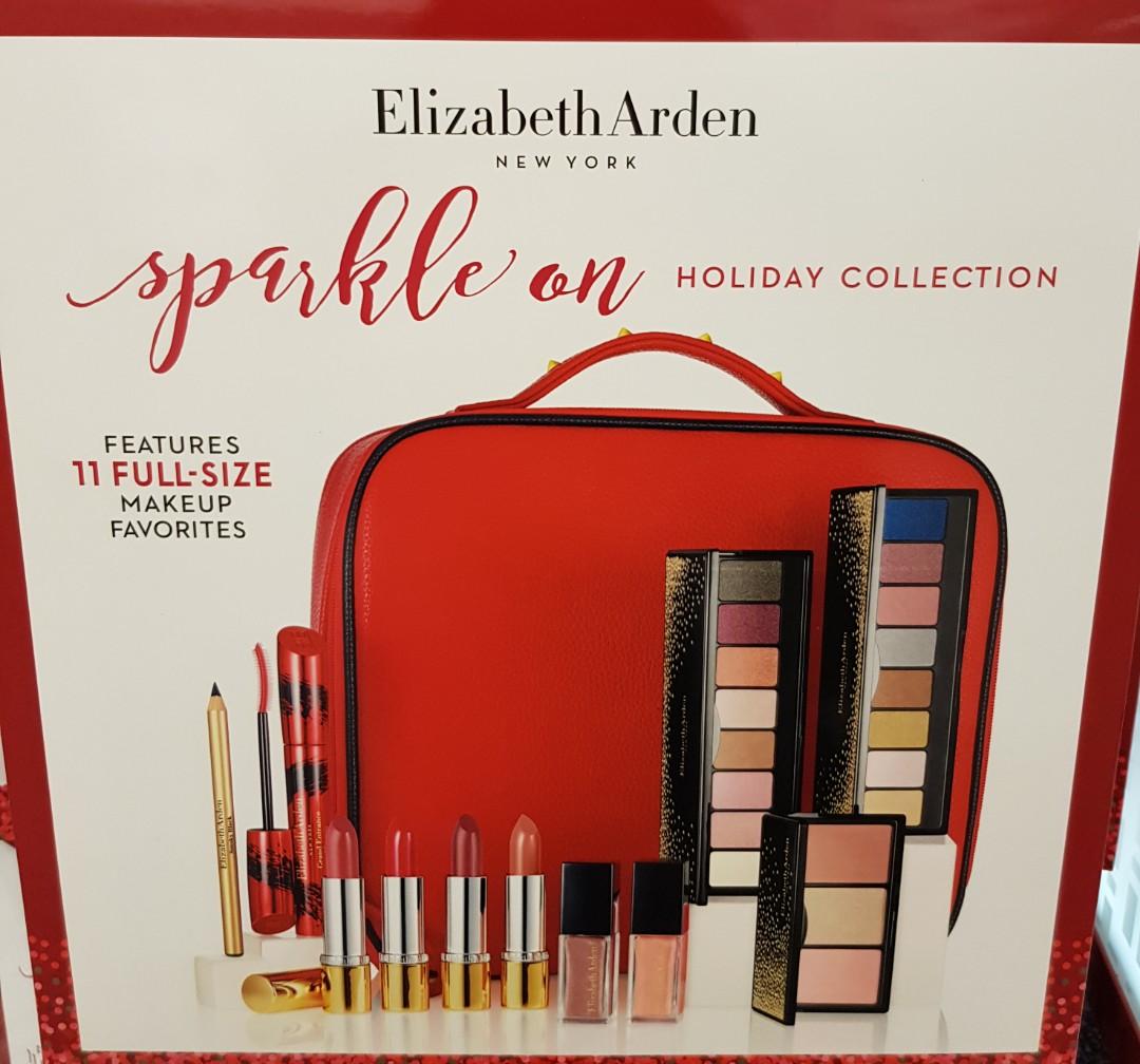 Makeup Set Elizabeth Arden Health