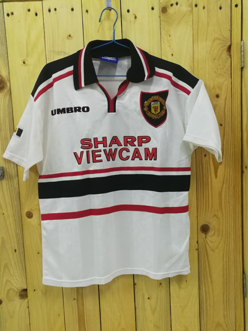 more photos 9bdce 462db Manchester United 98/99 Away kit