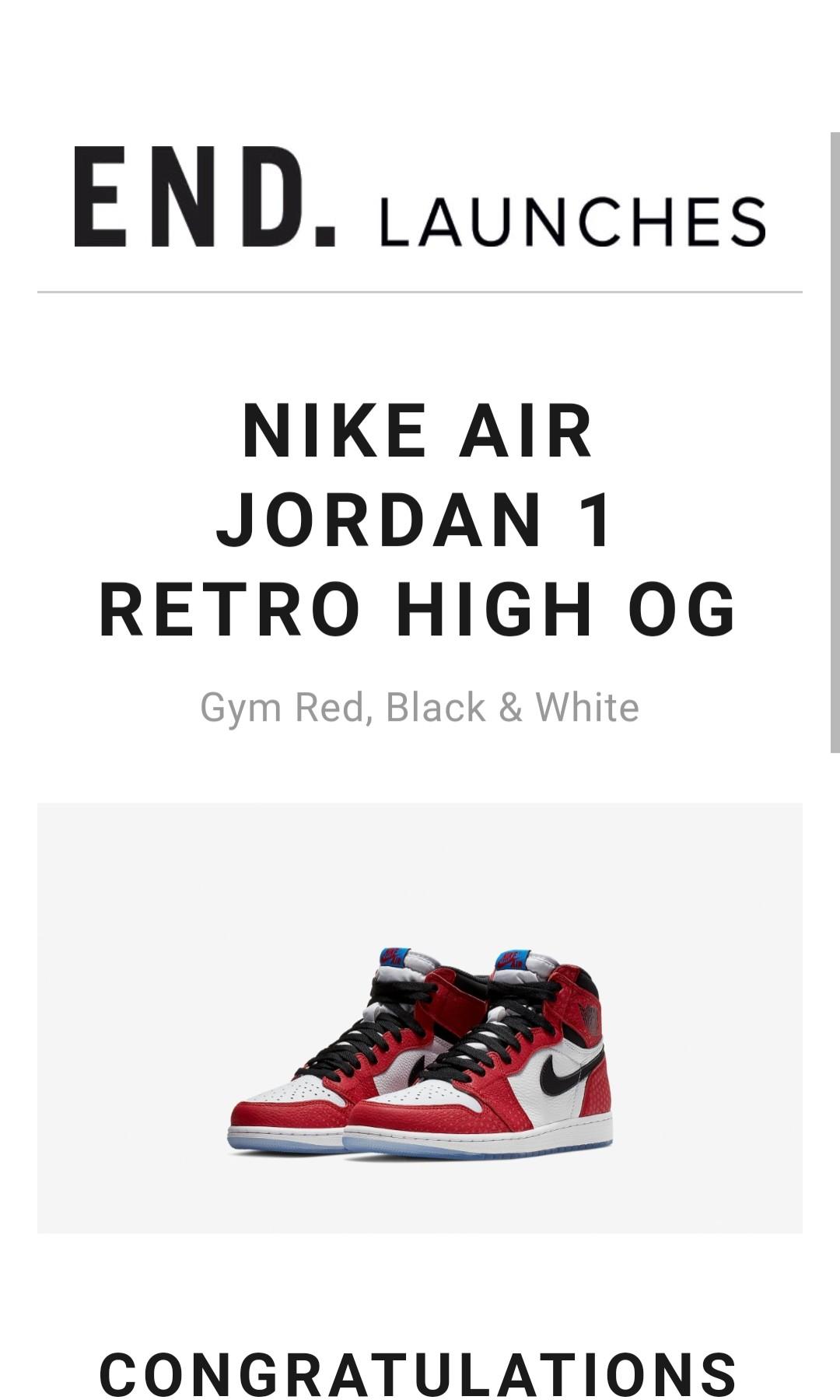 27f10b271696b Nike Air Jordan 1 Retro High OG