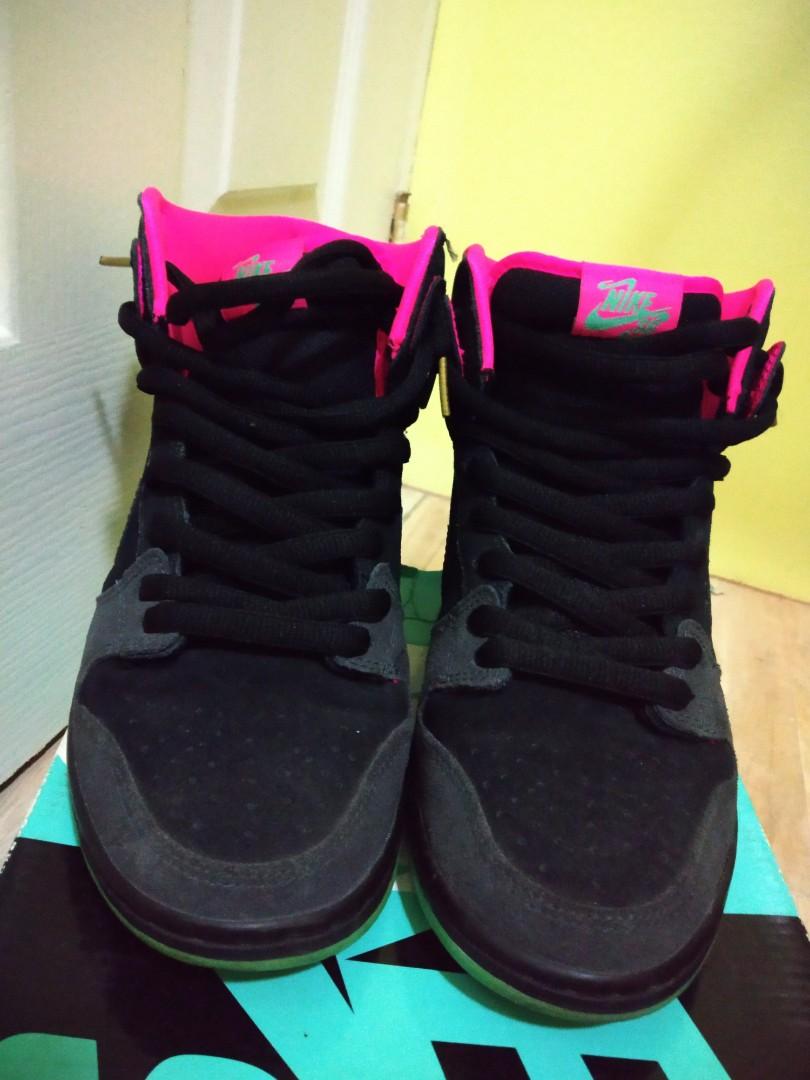 buy popular bc5fe e22ba Nike Dunk High Premium SB - Northern Lights - Size 8.5 US