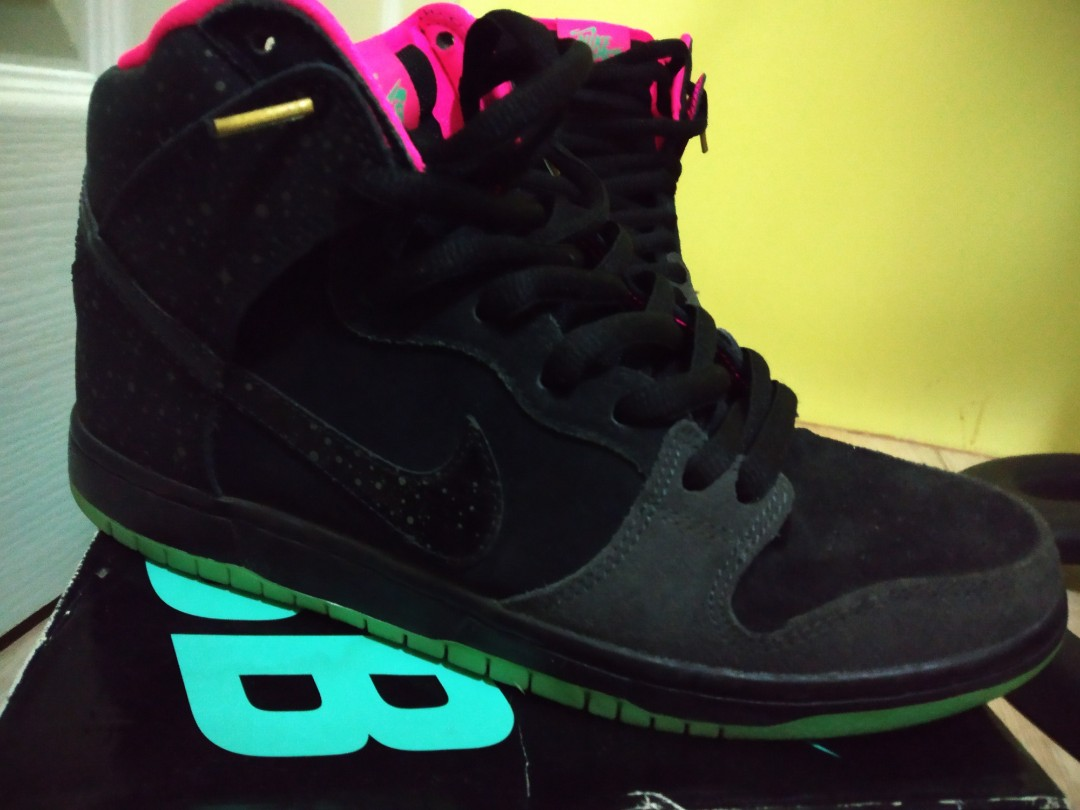 buy popular ac1d2 8a890 Nike Dunk High Premium SB - Northern Lights - Size 8.5 US