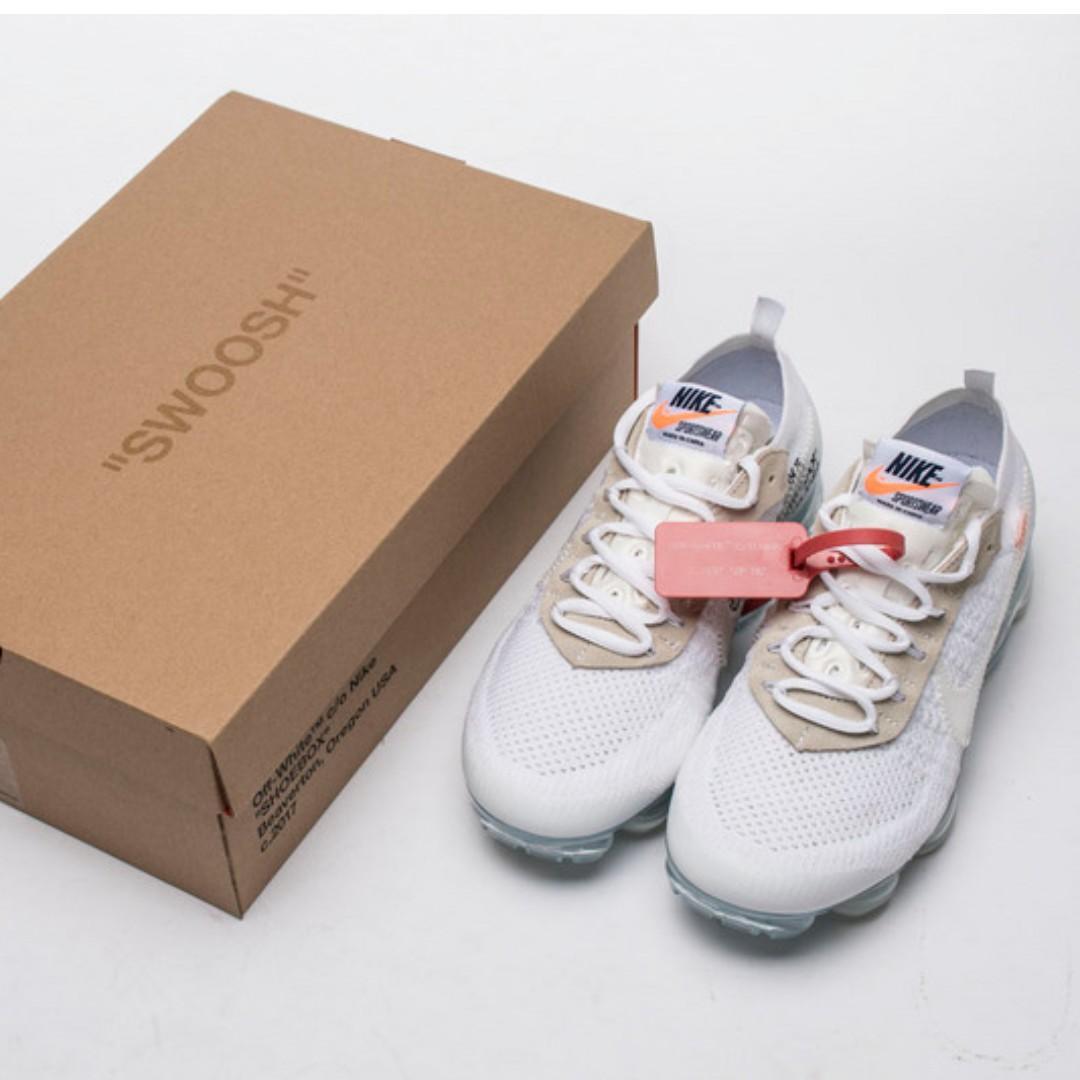 OFF-WHITE x Nike Air VaporMax 2018