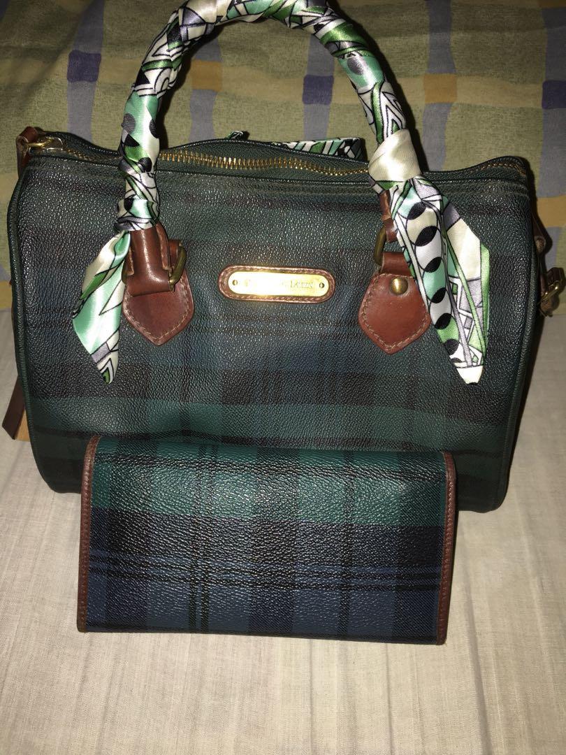 original polo ralph lauren vintage bag only, Women s Fashion, Bags    Wallets on Carousell 1df8a65e4b