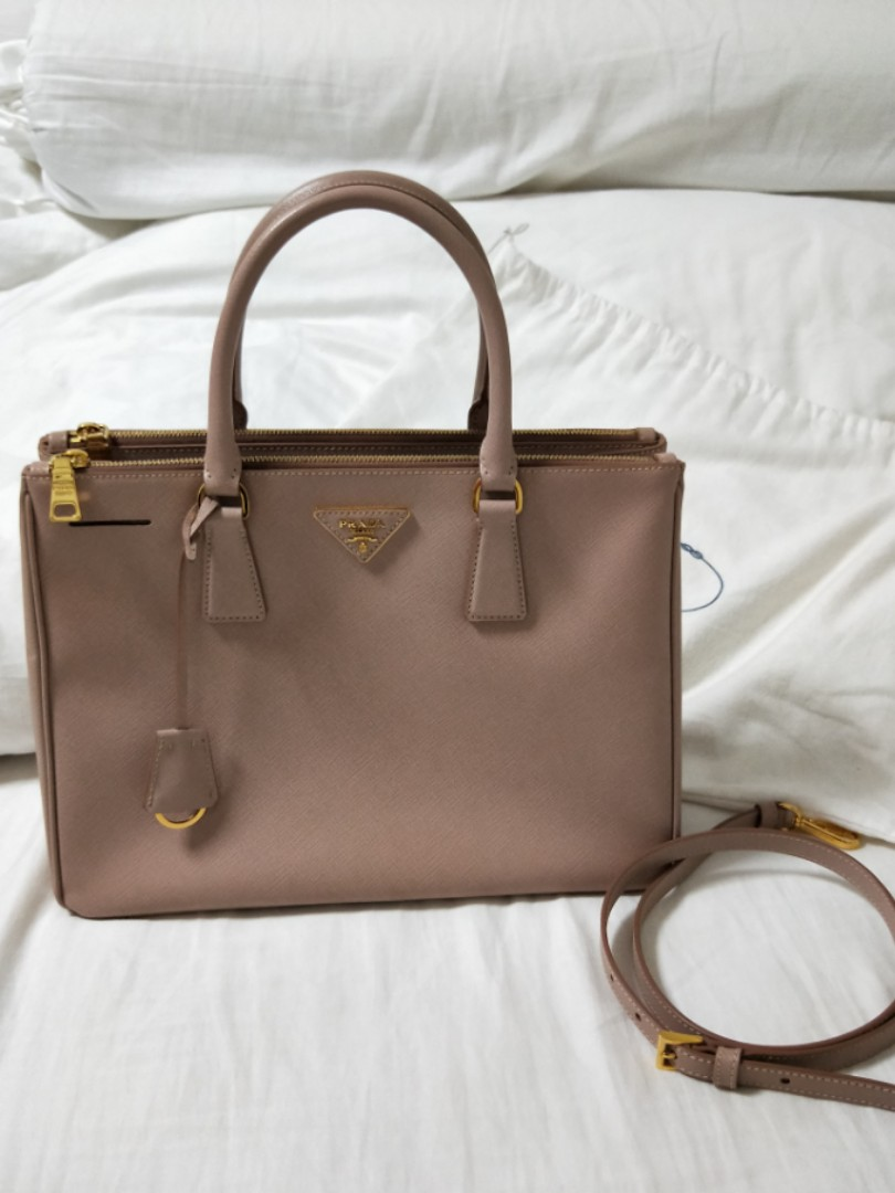 Prada Galleria Medium Old Pink