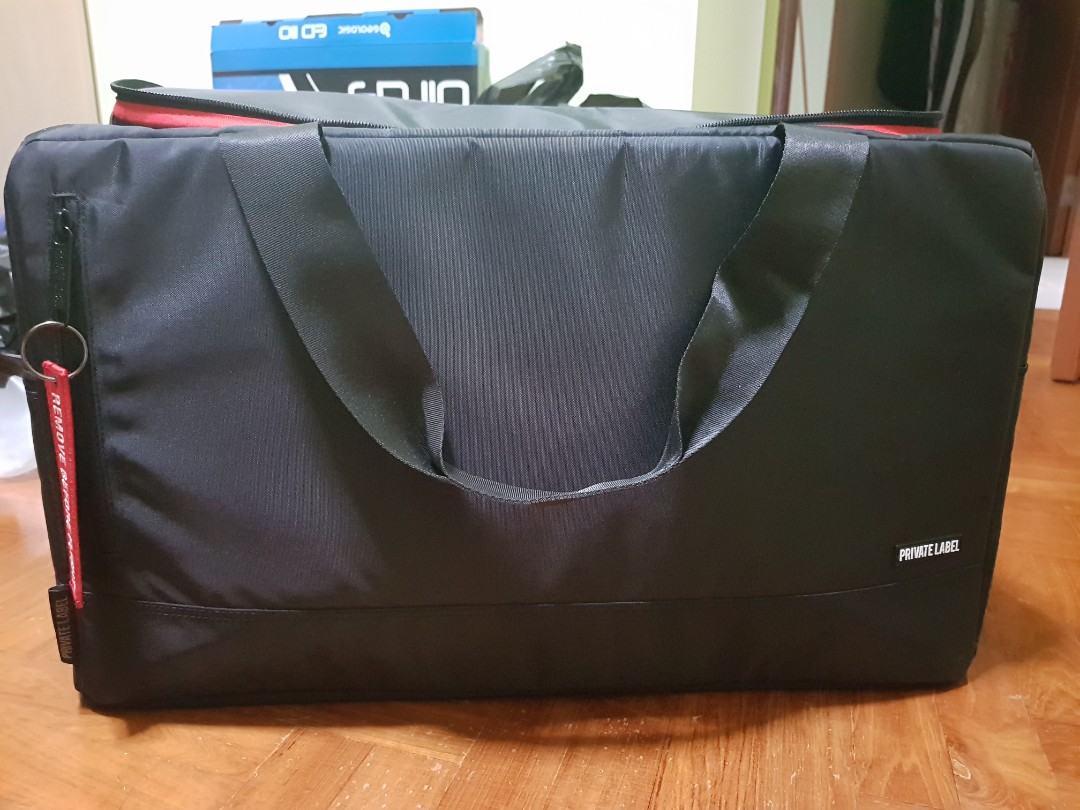 9034f703681 Private label duffle bag, Men's Fashion, Bags & Wallets, Others on ...