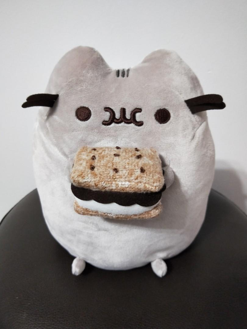 Smores Stuffed Animal, Pusheen S Mores Toys Games Stuffed Toys On Carousell
