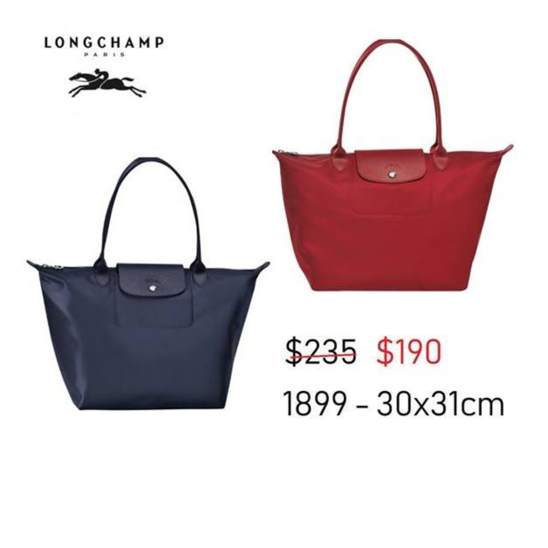 063c37e983 READY STOCK authentic new Longchamp LE PLIAGE NEO, Luxury, Bags ...