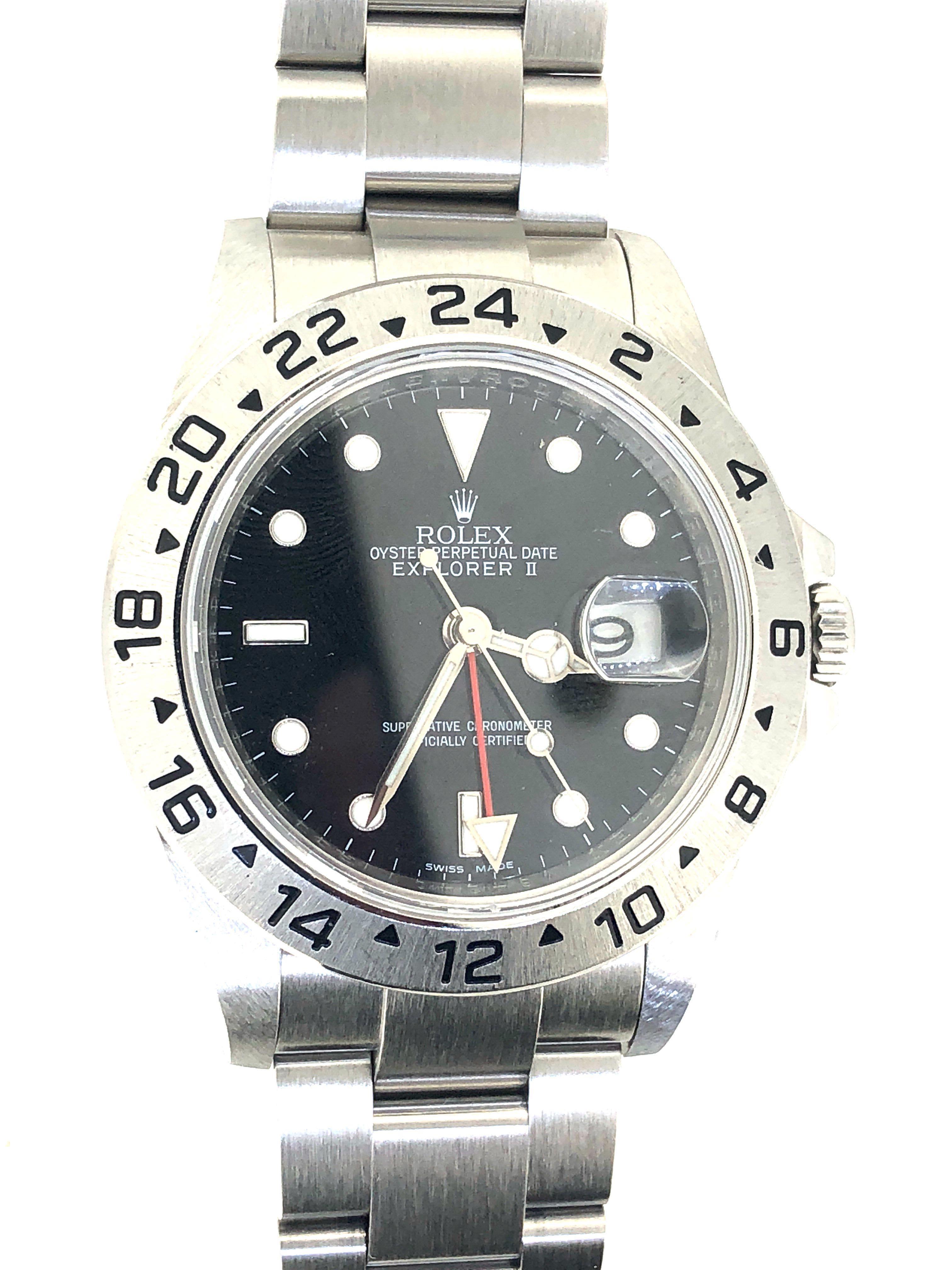 d699a8b289e Rolex Men Size Explorer 16570 (Movement 3186)