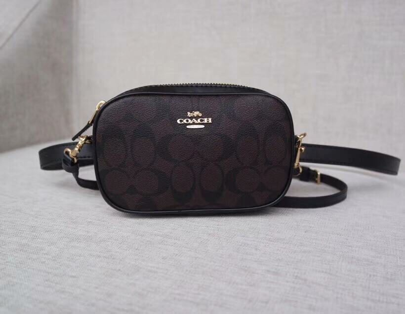 Sale!! Coach sling belt bag 3ae957656bbbd