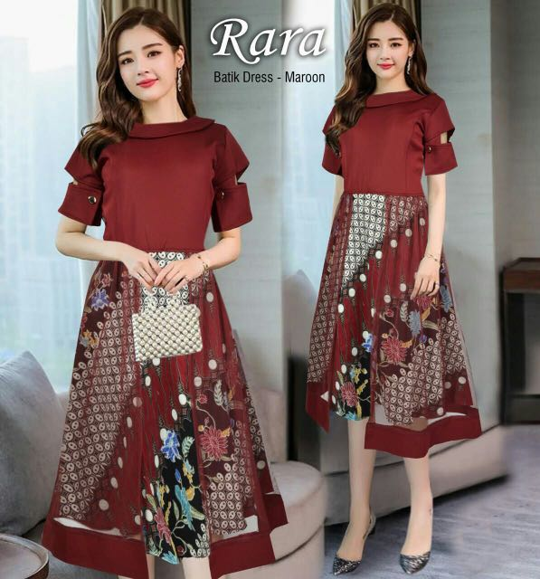 26e93fc6d8b S-M batik dress cotton