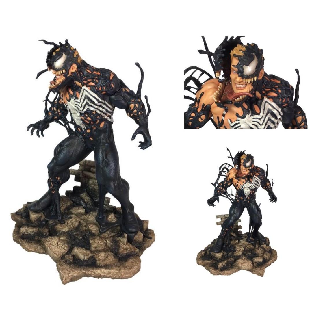 Stock Diamond Select Toys Marvel Gallery Venom Figure Toys Games