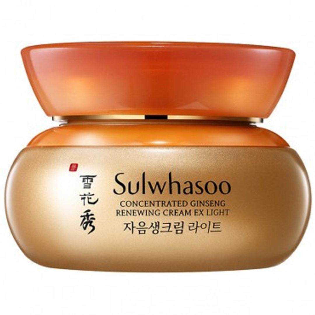 Sulwhasoo Concentrated Ginseng Renewing Eye Cream EX 60ml