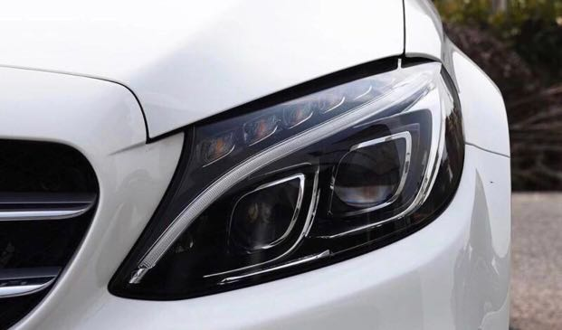 W205 Facelift Headlamp Car Accessories Accessories On Carousell