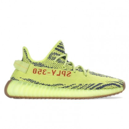 4c1e3b47f Yeezy Boost 350 V2 Semi-Frozen Yellow