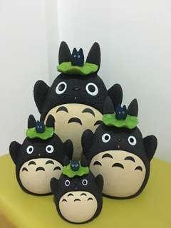 Totoro Coin Box