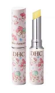 DHC Sanrio moisturizing lip balm