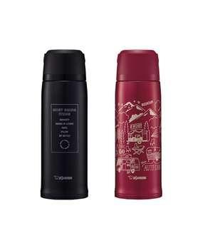 象印 0.8L 不銹鋼真空瓶  SJ-JS08 兩色 焗茶 保暖保凍 超輕