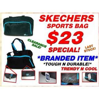 Skechers Carrier Bag (Sports Type) *CLEARANCE SALE! Discount Price at less than $25!* *Unused, Good Condition!*