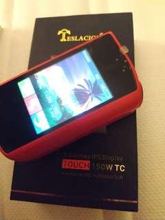 Teslagics 150w touch screen
