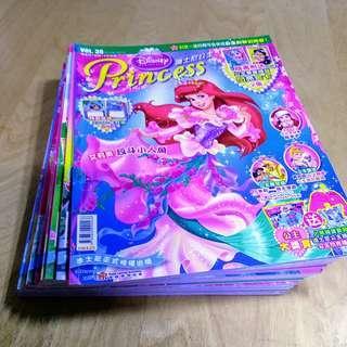 書籍類: 廸士尼公主 (家庭學習協會) 15本