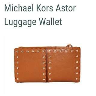 Original Michael kors mk astor wallet