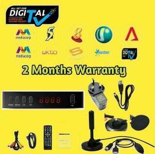 NEW 2018 MODEL! Full HD 1080P DVB-T2 Receiver/Digital Video Broadcasting Set Top Box/DVB-T2 Tunner/ Digital TV box