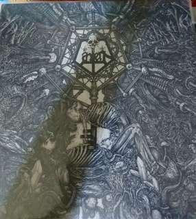 NM lantern record vinyl metal II, morphosis