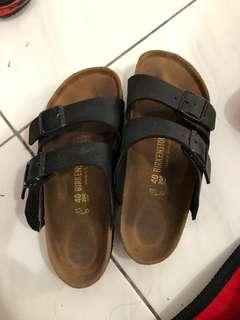 🚚 男勃肯拖鞋