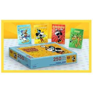 迪士尼 Disney puzzle 砌圖 / 拼圖 (全新未拆)
