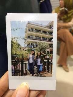 PROMO!!! Jasa Cetak Foto Polaroid Asli