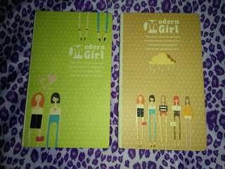 Modern Girl design journal