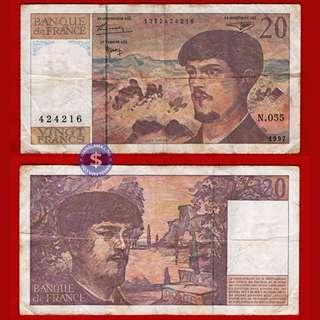 1997 France 20 Francs (13624216)