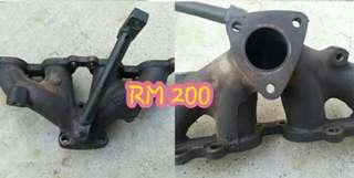 PREVE EXHAUST MANIFOLD