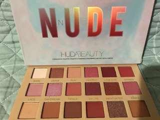 Nude Huda Beauty