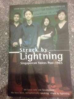 Struck by Lightning - Singaporean Voices Post 1965
