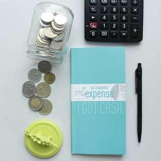 Belle de Jour (BDJ) Daybook: Expense
