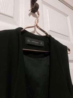 🚚 Zara和式西裝背心外套