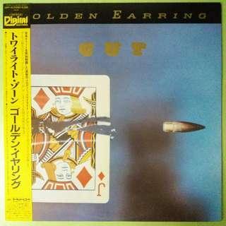 """【舊版""""Rock""""黑膠唱片】Golden Earring ~ Cut (1982 Japan)"""
