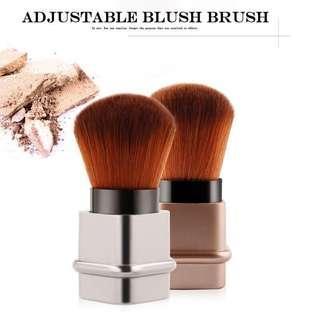 Top brush makeup bedak/foundation