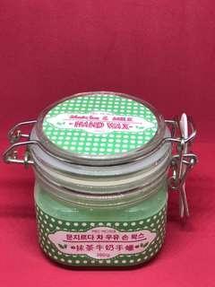 Miss Moter Matcha And Milk(hand wax)