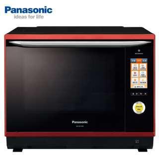 Panasonic 國際牌 32L 蒸氣烘烤微波爐 NN-BS1000 水波爐 微波爐 烤箱 油炸鍋 發酵箱 非SHARP(AX-WP5T-W)
