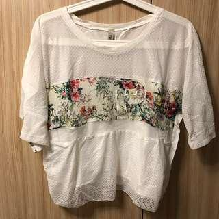 White top (made in Italy)