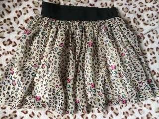 Korean Leopard Skirt ✨✨
