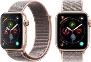 Apple Watch Series 4 40mm Gold/Pink