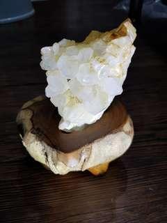 原礦天然黃水晶