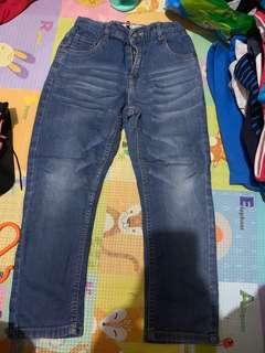 男童 直腳牛仔褲Levi's