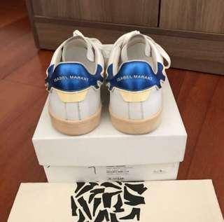 Isabel Marant Leather Bart Sneakers